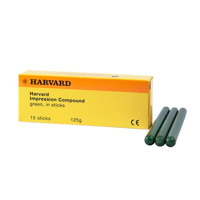 Harvard Impression Compounds